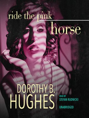 cover image of Ride the Pink Horse